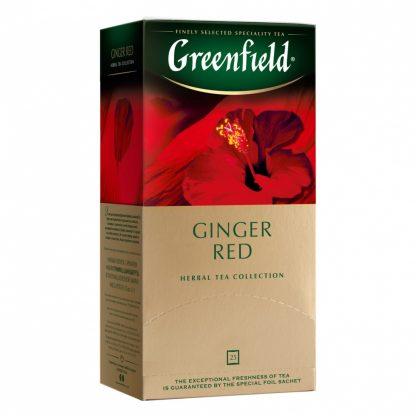 "Чай Greenfield ""Ginger Red"""