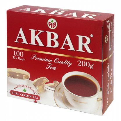 """Чай Akbar """"Red&White"""""""