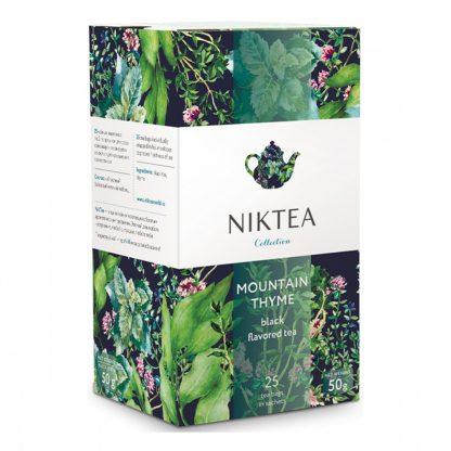 "Чай Niktea ""Mountain Thyme"""