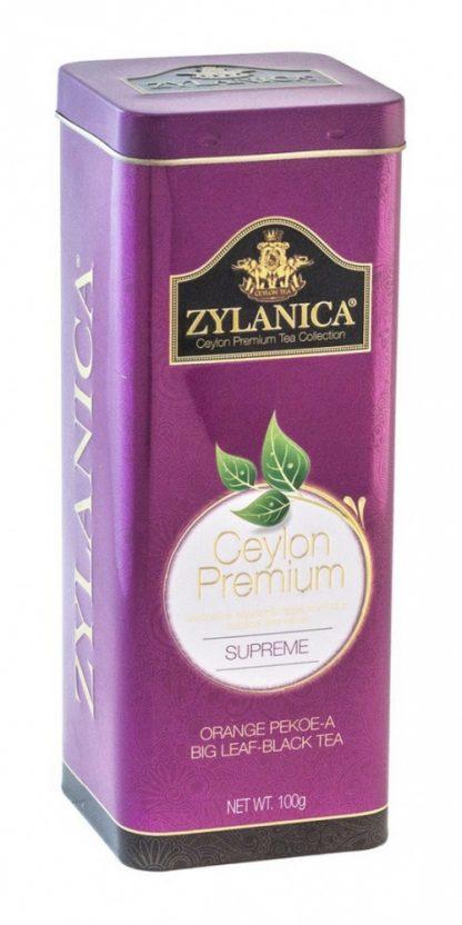 Чай Zylanica Ceylon Premium Supreme