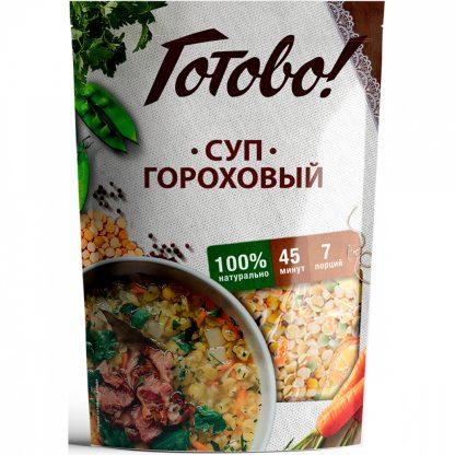 """Суп Готово """"Гороховый"""""""