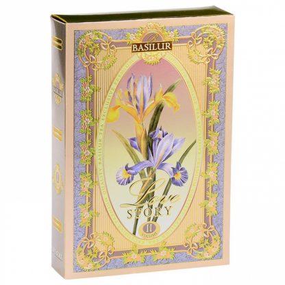 """Чай Basilur """"Чайная книга. История Любви. Том 2"""""""