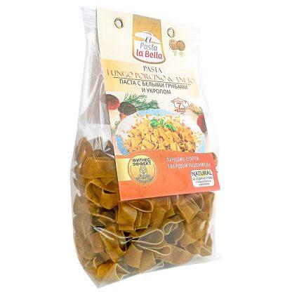"""Паста Pasta la Bella """"С белыми грибами и укропом"""""""