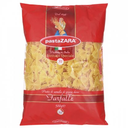 "Макароны Pasta Zara ""Бантики № 31"""