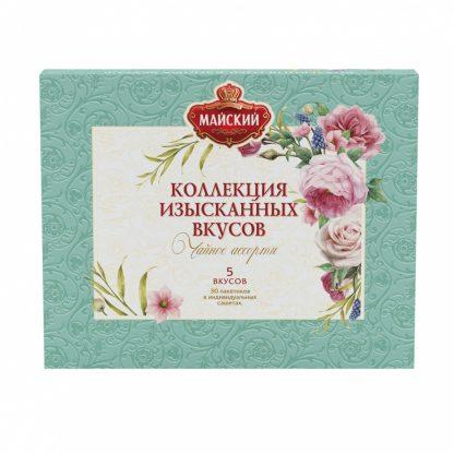 """Чай Майский """"Коллекция Изысканных Вкусов"""""""
