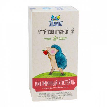 """Чай Алтайвита """"Витаминный коктейль"""""""