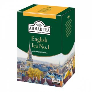 "Чай Ahmad ""English Tea №1"""