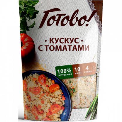 """Кускус Готово """"С томатами"""""""