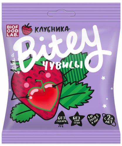 "Мармелад фруктово-ягодный Take a Bitey ""Клубника"""
