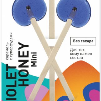 "Карамель с суперфудами LO-LI ""Violet Honey Mini"""