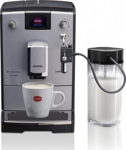 Кофемашина Nivona CafeRomatica 670 купить в Москве по недорогой цене