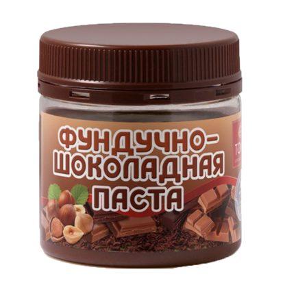 Паста фундучно-шоколадная Томер