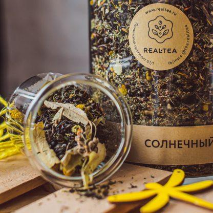 "Чай LENiNCHAi ""Солнечный"""