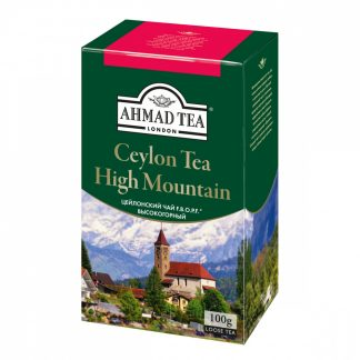 "Чай Ahmad ""Ceylon Tea High Mountain"""