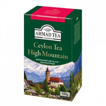 "Чай Ahmad ""Ceylon Tea High Mountain"""
