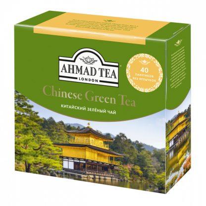 """Чай Ahmad """"Chinese Green Tea"""""""