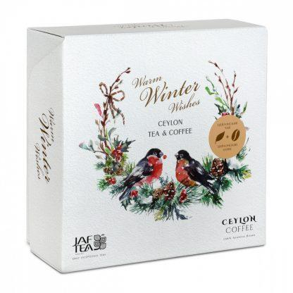 """Подарочный набор Jaf Tea """"Warm Winter Wishes"""""""