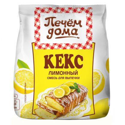 """Смесь для выпечки Печем дома """"Кекс лимонный"""""""