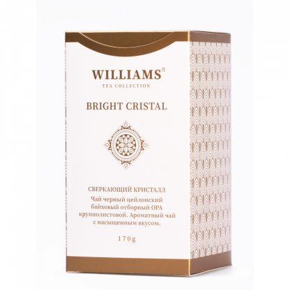 "Чай Williams ""Bright cristal"""