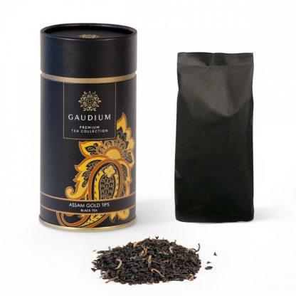"Чай Gaudium ""Assam gold tips"""