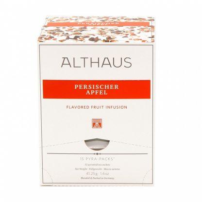 """Фруктовый чай Althaus """"Persischer Apfel (Персидское яблоко)"""""""