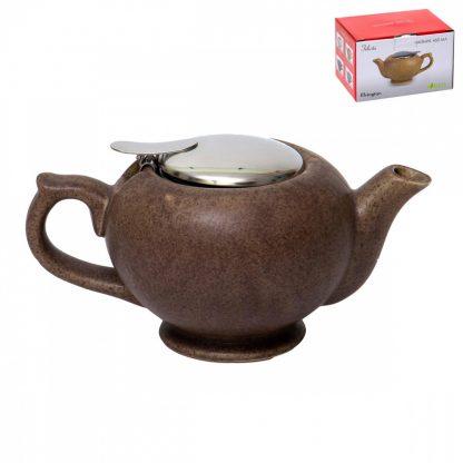 """Чайник Elrington Феличита """"Крошка коричневый"""""""