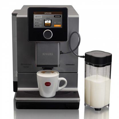 Кофемашина Nivona CafeRomatica 970 купить в Москве по недорогой цене