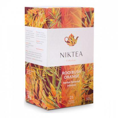 """Чай Niktea """"Rooibush Orange"""""""
