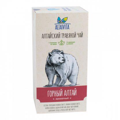 "Чай Алтайвита ""Горный Алтай"""