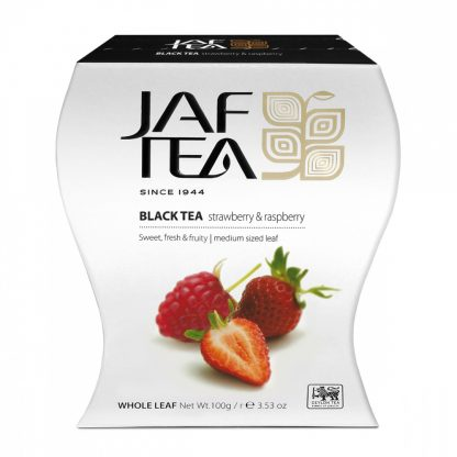 "Чай Jaf Tea ""Strawberry & Raspberry"""