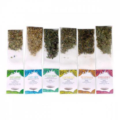 """Чай Алтайвита """"Набор чая в фильтр-пакетах"""" из 6-ти вкусов"""
