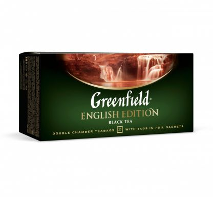"Чай Greenfield ""English Edition"""
