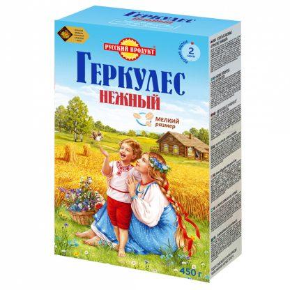 """Хлопья овсяные Русский Продукт """"Геркулес Нежный"""""""