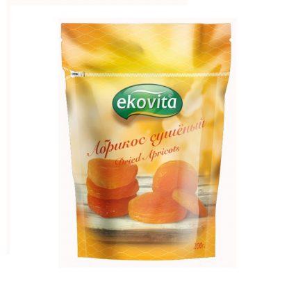 Абрикос сушеный Ekovita