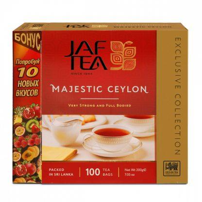 """Чай Jaf Tea """"Majestic"""""""