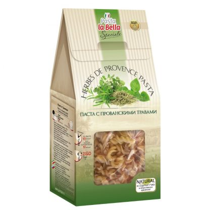 """Макароны Pasta la Bella Speciale """"С прованскими травами"""""""