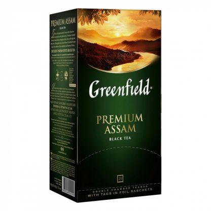 "Чай Greenfield ""Premium Assam"""
