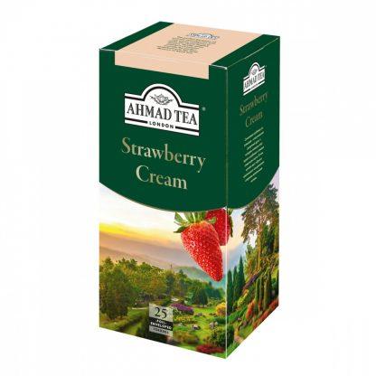 """Чай Ahmad """"Strawberry Cream"""""""