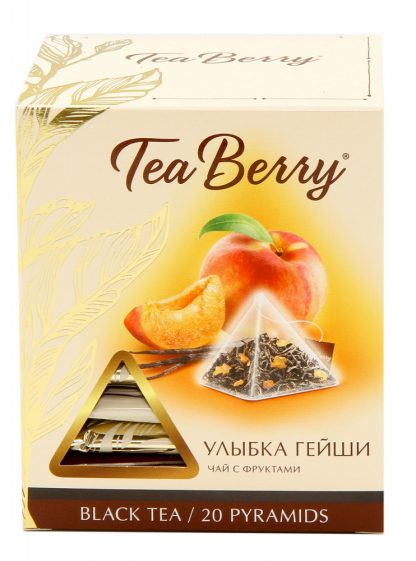 "Чай Tea Berry ""Улыбка гейши"""