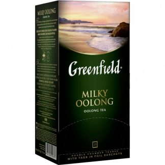 "Чай Greenfield ""Milky Oolong"""