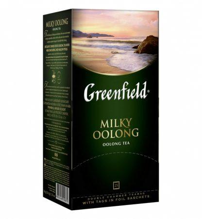 "Чай Greenfield ""Milky Oolong"""