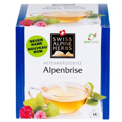 "Чайный напиток Swiss Alpine Herbs ""Альпийские травы"""