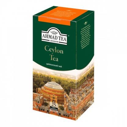 "Чай Ahmad ""Ceylon Tea"""