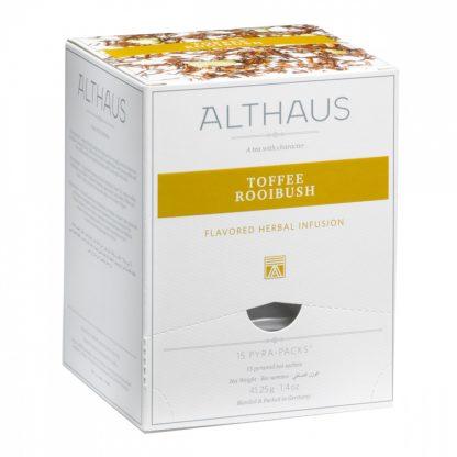 "Чай Althaus ""Toffee Rooibush"""