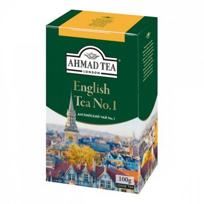 """Чай Ahmad """"English Tea №1"""""""