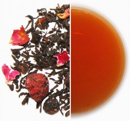 "Чай Tea.Love ""Sweet Raspberries"""