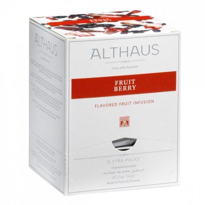 """Чай Althaus """"Fruit Berry"""""""