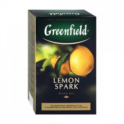 """Чай Greenfield """"Lemon Spark"""""""