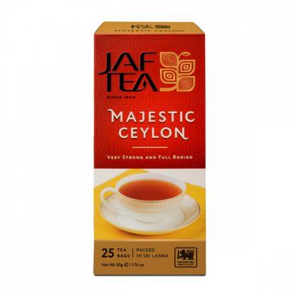 "Чай Jaf Tea ""Majestic Ceylon"""