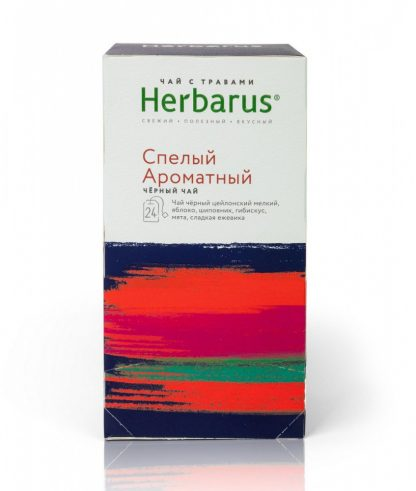 "Чай Herbarus ""Спелый ароматный"""